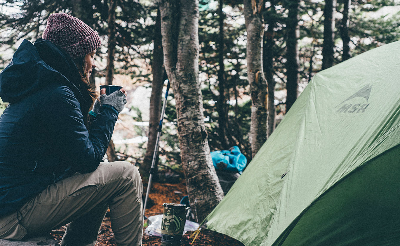 With the right equipment and preparation, winter camping can offer the best of the outdoors. | Photo courtesy of Pexels