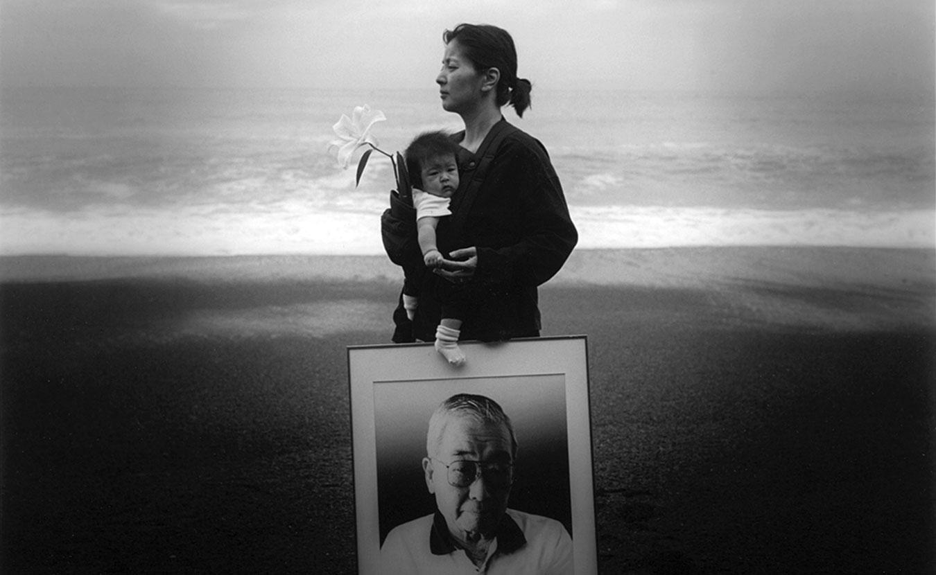 """Kai, Ninomiya,"" 1998, from the series Kai, Following the Cycle of Life. | Courtesy photo"