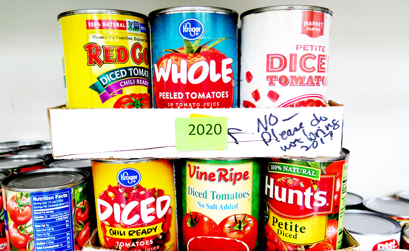 One in seven Hoosiers is food insecure. Food donations to local food banks are critical, but the effort is more like treating a symptom than finding a cure, says writer Erin Hollinden. | Limestone Post