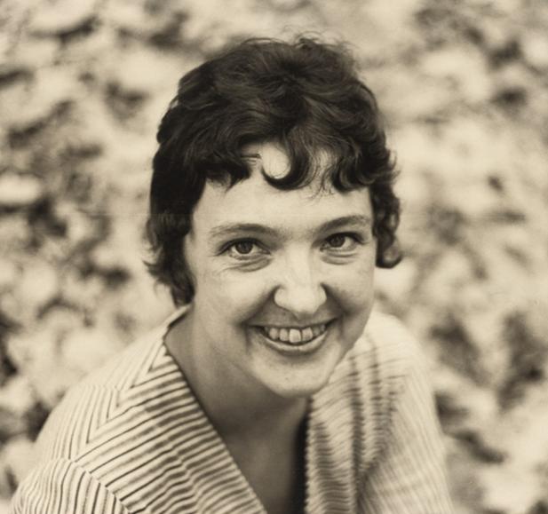 Charlotte in 1972   Courtesy photo