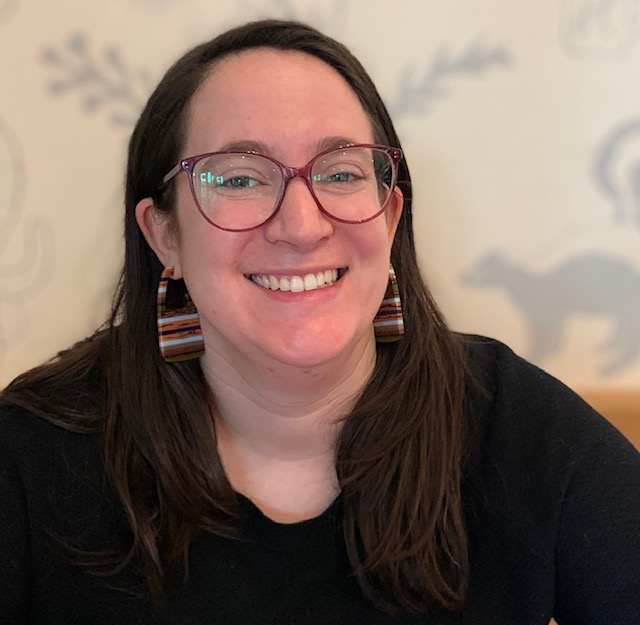 Stephanie Solomon, prevention coordinator at the Youth Services Bureau of Monroe County and a member of Building a Thriving and Compassionate Community. | Photo by Megan Betz