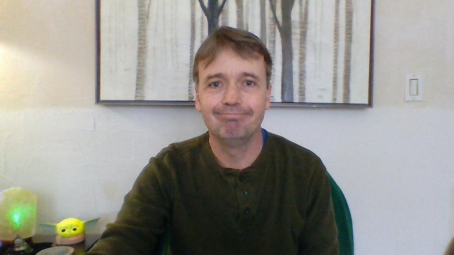 Michael Stribling, associate director of Catholic Charities Bloomington. | Courtesy photo