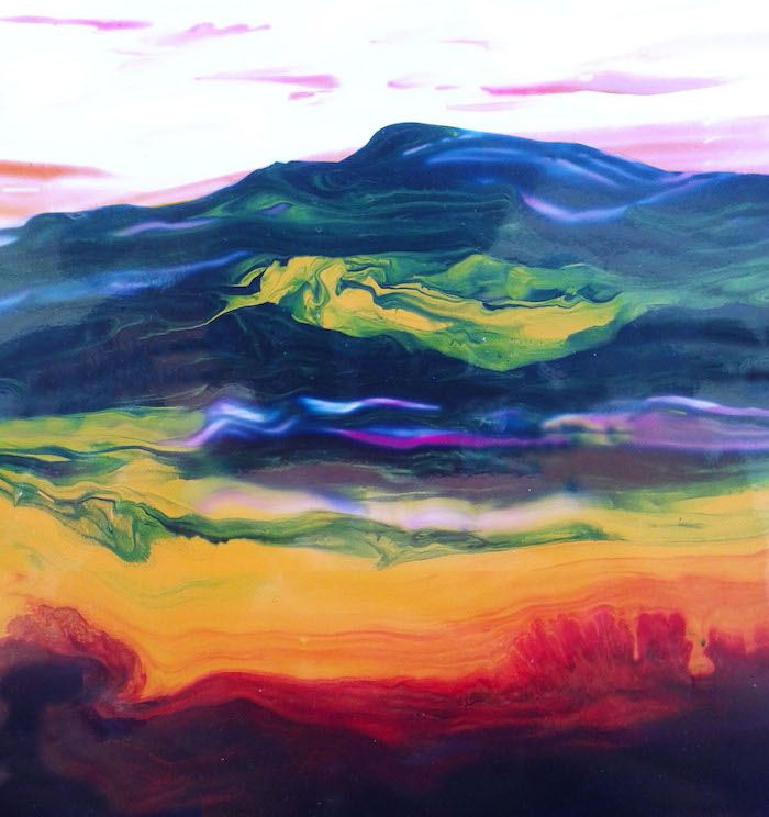 'Upland Pass,' by Joanne Shank, acrylic. JoanneShank.com | Courtesy image