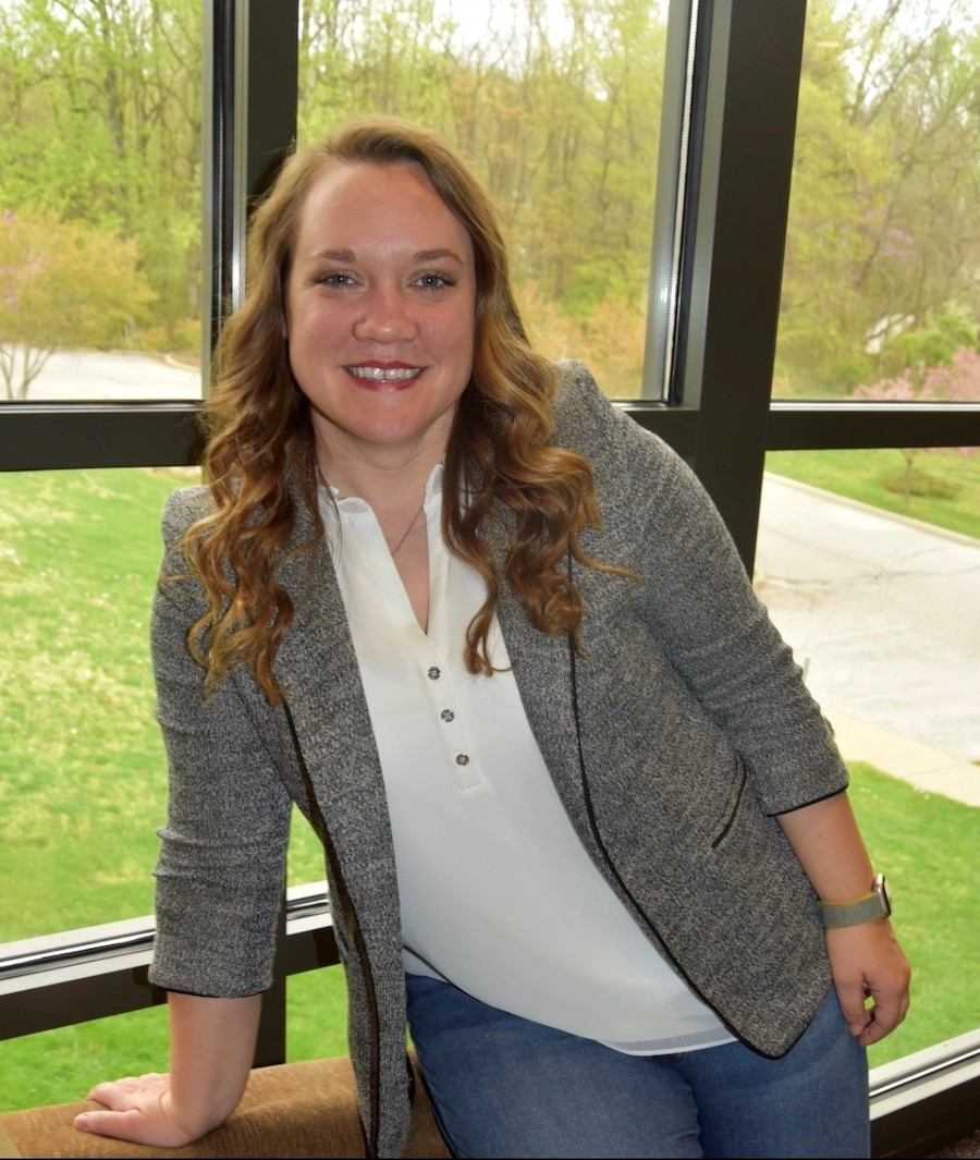 Melissa Stone, a social worker at the Bloomington Police Department, says a lot of people needing healthcare services during the pandemic could not access virtual sessions, while others did not want to attend virtually.   Courtesy photo