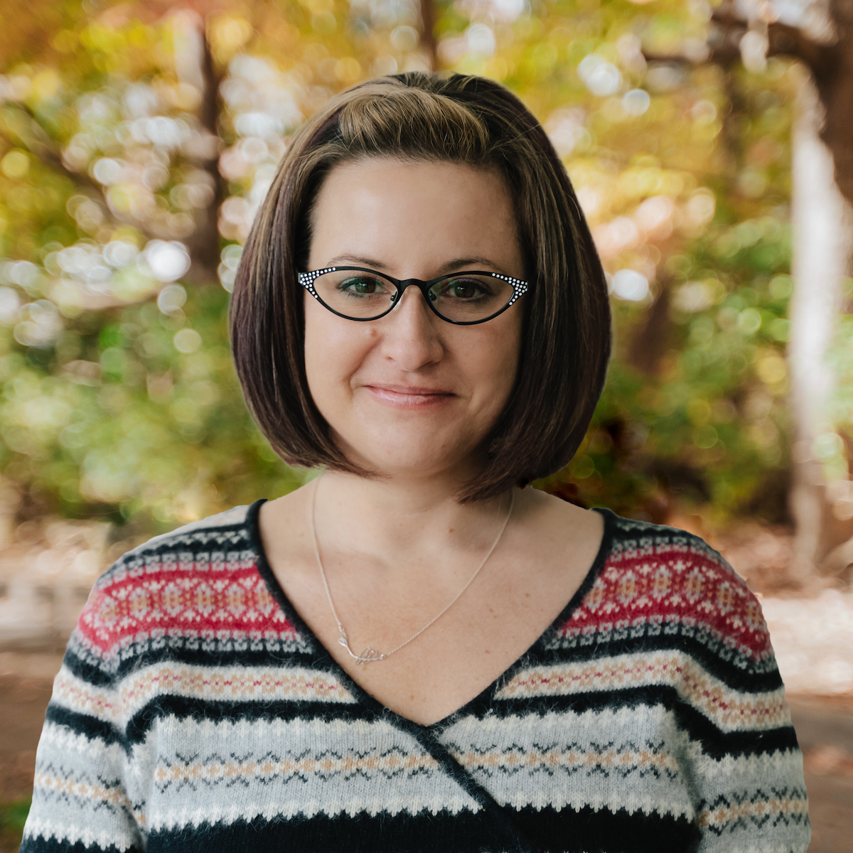 Jackie Daniels, vice president of communications at theIndiana Center for Recovery, says harm reduction 'allows people to stay alive until they determine what will work for them in the long term.'   Courtesy photo